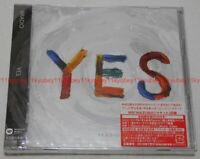 New BRADIO YES First Limited Edition CD DVD Japan WPZL-31474 4943674282784