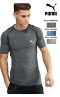 New PUMA Mens Fitness Workout Shirt-Athletic Fit -Various sizes/colors-DryCELL!