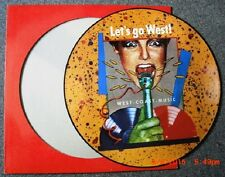 "12"", Various - "" Let's go West! "" - Picture  - mint -"
