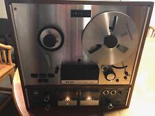 Teac A4010S Reel To Reel Tape deck Vintage