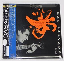 Sal Salvador Quintet JAPAN Mini LP BLUE NOTE CD w/OBI TOCJ-9224