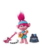 Trolls World Tour Pop to Rock Poppy Singing Doll