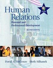 Human Relations: Personal and Professional Development (2nd Edition)-ExLibrary
