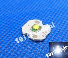 Cree XP-G XPG R5 Cool White 6500k LED Emitter LED Chip With 12mm Round Base