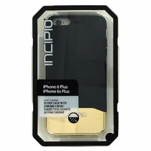 Incipio Edge Chrome Slider Case for iPhone 6 Plus 6S Plus cover