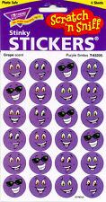 96 SORRISI Viola (Grape) zero e sniffare Adesivi Ricompensa