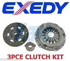 Für Mazda 323 626 Premacy 2.0 97-05 3-teilig Kupplungssatz