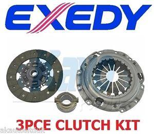 Für Mazda 323 626 Premacy 2.0 97-05 3PCE Kupplungssatz