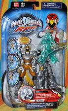 Power Rangers RPM Ranger Gold Guardian MOC VHTF