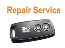 For Suzuki Grand Vitara SX4 XL-7 Swift 2 button smart remote key repair service