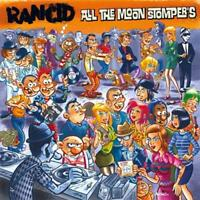 Rancid - All The Moon Stompers (NEW CD)