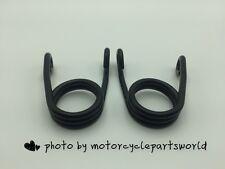 "2"" Black Scissor Torsion Solo Seat Springs for Harley Chopper/Bobber Motorcycle"