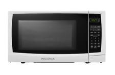 Microwaves - Insignia 0.7 Cu. Ft. Compact, White