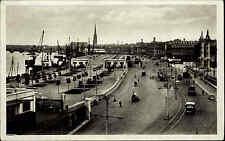 Feldpostkarte 2. Weltkrieg 1941 BORDEAUX Quais Hafen Frankreich Westfront 1. WK