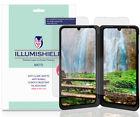 3x iLLumiShield Matte Screen Protector for LG G8X ThinQ