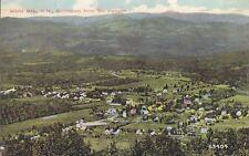 Bethlehem from Mt Agassiz, White Mtns, NH