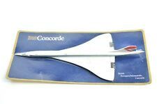 BRITISH AIRWAYS IN FLIGHT CONCORDE MODEL
