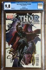 Thor: God Of Thunder #19 Now Variant Edition CGC 9.8 2137052004