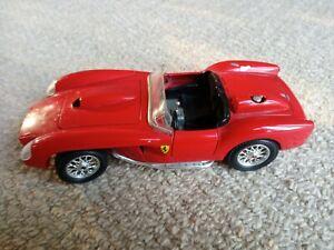 Burago Ferrari 250 Testa Rossa 1/24 Diecast Bburago 1507