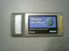 D-Link DWL-650+ Wireless Cardbus Adapter, 802.11b, 11Mbps