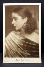 Sonja Georgiewa - Original Autograph Foto Autogramm-AK (L-921