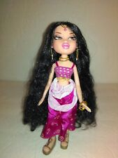 Bratz Genie Magic Jade Doll With Original Accessories/Clothes By MGA RARE EUC