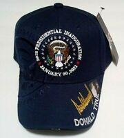 MAGA President Donald Trump Presidential Inauguration January 20, 2021 Hat Navy