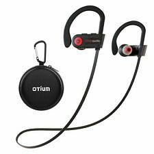 Otium Wireless Headphones, Bluetooth Headphones, Best Sports Earbuds, Ipx7 Water