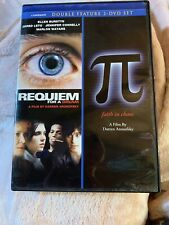 Requiem For A Dream & Faith In Chaos (dvd, Like New, Double Feature 2 Disc Set)