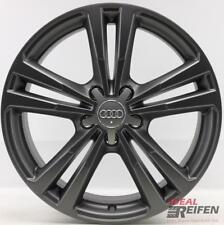 4 Originale Audi A3 S3 8v Cerchi Lega 18 Pollici 8v0601025bl 7,5x18 Et51 S-Line