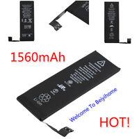 GENUINE ORIGINAL For iPhone 5S, 5C Internal Replacement Battery 3.8V 1560mAh #LQ