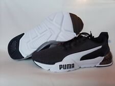 Open Box Size 9.5 Puma Cell Phase Mens Sneakers Black/White mint condition.