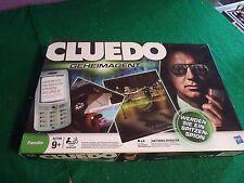 Parker: CLUEDO Geheimagent für 3-6 Spieler