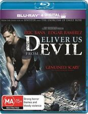 Deliver Us from Evil (Blu-ray)  - BLU-RAY - NEW Region B