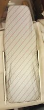 Ikea ALMHULT S-343.00 White Built-In Ironing Board for Drawer w/Gray Cover
