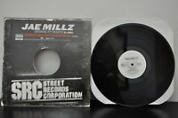 "Jae Millz Bring It Back feat Jadakiss 2006 PROMO LP Vinyl 12"" VG+. [INV-53]"