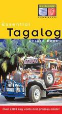 NEW - Essential Tagalog Phrase Book (Essential Phrasebook Series)