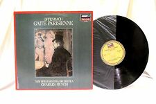 Offenbach Gaite Parisienne Charles Munch London STS 15564 LP 33 Classical