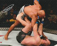 MARCOS ROGERIO DE LIMA SIGNED AUTO 8X10 PHOTO UFC 197 FIGHT NIGHT STRIKEFORCE A
