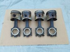 1982 BMW E21 320i 320IS Coupe M10 Engine pistons rods OEM