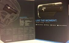 iON 4K Wi-Fi Ultra HD Waterproof Sport Action Helmet Video WIFI Camera 12MP NEW