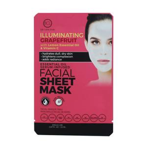 Bio Creative Lab - Essential Oil Facial Sheet Mask Grapefruit
