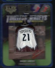 Peter Forsberg Colorado Avalanche Elby NHLPA Timeless Jerseys Magnet  *