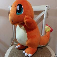"20"" Pokemon Center Large CHARMANDER Plush Toy Nintendo Pokemon GO Doll AU"