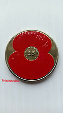 2012*UNC*BAILIWICK OF JERSEY POPPY £5 FIVE POUND COIN