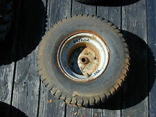 #146 Sears Craftsman Riding Lawn Mower OEM Rear Tire Wheel 18 x 8.50 - 8