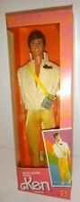 1985 MUSIC LOVIN' Ken Doll NEW NRFB Foreign Edition
