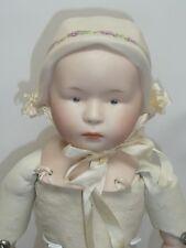 "12.5"" German Heubach Baby Stewart Repro by Dorothy Szumal, Beautiful"