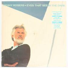 Kenny Rogers , Eyes That See In The Dark  Vinyl Record/LP *USED*