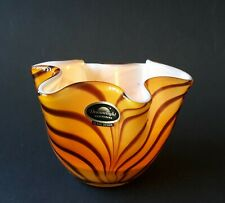 Dreamlight Mediterana Vase Schale Glas